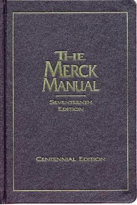 Image for The Merck Manual of Diagnosis and Therapy, 17th Edition (Centennial Edition)