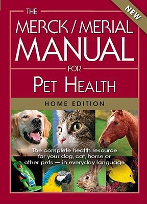 Image for The Merck/Merial Manual for Pet Health