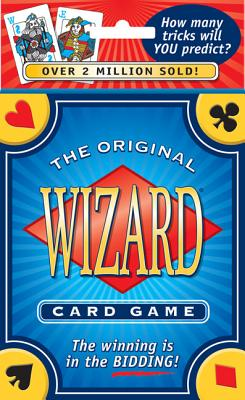 The Original Wizard Card Game, Cards