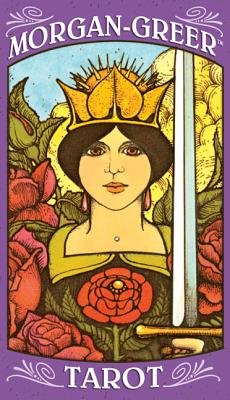 Morgan Greer Tarot Deck English, Bill F. Greer