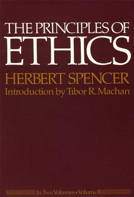 Image for Principles of Ethics, Vol. II (of two)