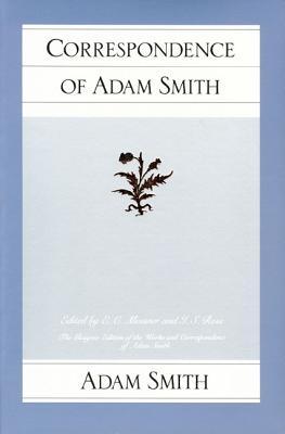 Image for Correspondence of Adam Smith (Glasgow Edition of the Works and Correspondence of Adam Smith)