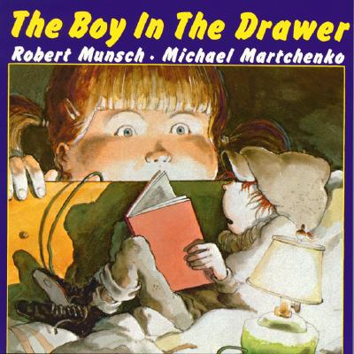 The Boy In The Drawer (Classic Munsch), Robert N. Munsch