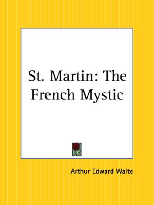 Image for St. Martin: The French Mystic