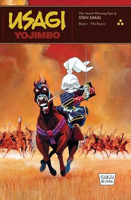 Usagi Yojimbo, Book 1: The Ronin, Sakai, Stan; Lee, Stan [Introduction]