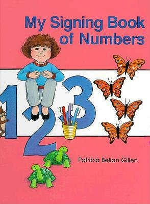 Image for My Signing Book of Numbers