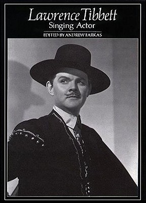 Image for LAWRENCE TIBBETT SINGING ACTOR