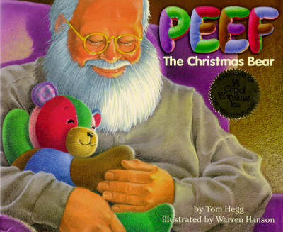 Image for Peef : The Christmas Bear