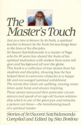 Image for Masters Touch: Stories of Stri Swami Satchidananda