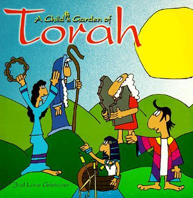 Image for A Child's Garden of Torah: A Read-Aloud Bedtime Bible