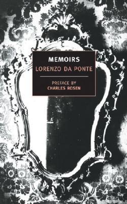 MEMOIRS, LORENZO/ L DA PONTE