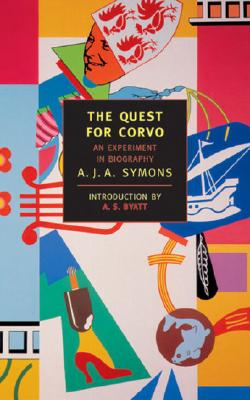Image for The Quest for Corvo: An Experiment in Biography (New York Review Books Classics)
