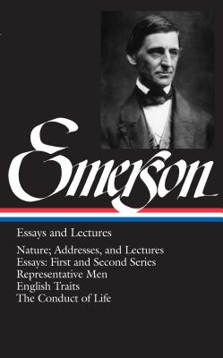 Image for Ralph Waldo Emerson Essays and Lectures