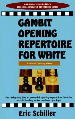 Image for Gambit Opening Repertoire For White (Essential Opening Repertoire)