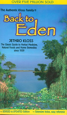 Image for Back To Eden