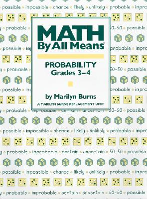 Image for Math By All Means: Probability, Grades 3-4