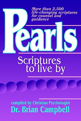 Image for Pearls: Scriptures to Live by
