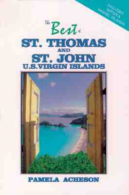 Image for The Best of St. Thomas and St. John U.S. Virgin Islands