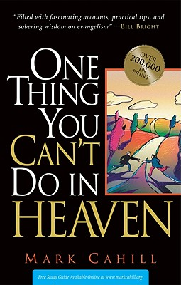 One Thing You Can't Do In Heaven, Mark Cahill