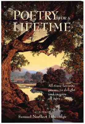 Image for Poetry for a Lifetime: All-Time Favorite Poems to Delight and Inspire All Ages