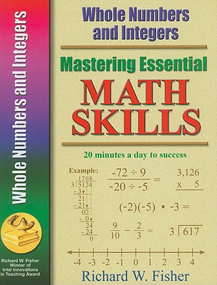 Image for Mastering Essential Math Skills WHOLE NUMBERS AND INTEGERS