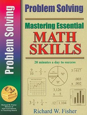 Image for Mastering Essential Math Skills PROBLEM SOLVING (Mastering Essential Math Skills)