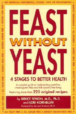 Image for Feast Without Yeast 4 Stages to Better Health