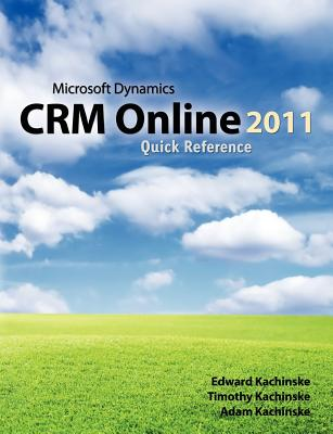 Image for Microsoft Dynamics CRM Online 2011 Quick Reference