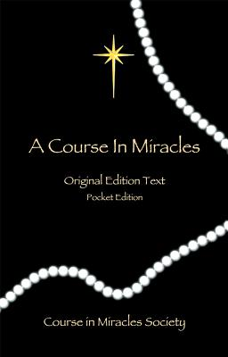 Image for Course in Miracles: Original Edition Text - Pocket