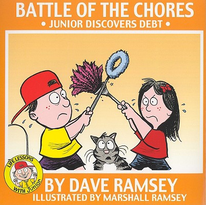 Image for Battle of the Chores: Junior Discovers Debt (Life Lessons with Junior)