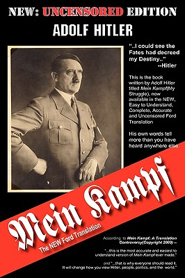 Image for Mein Kampf (The Ford Translation)