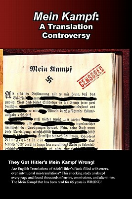 Image for Mein Kampf: A Translation Controversy