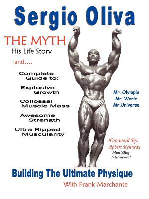 Image for Sergio Oliva the Myth