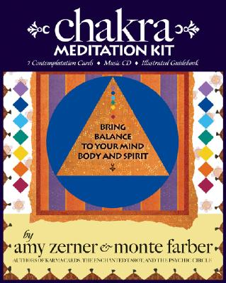 Image for Chakra Meditation Kit: Bring Balance to Your Mind, Body and Spirit (Book, Cards, and CD)