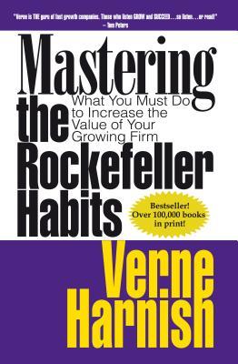 Image for Mastering The Rockefeller Habits