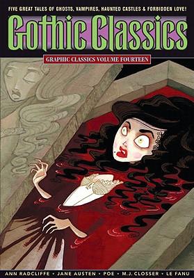 Image for Gothic Classics: Graphic Classics Volume 14