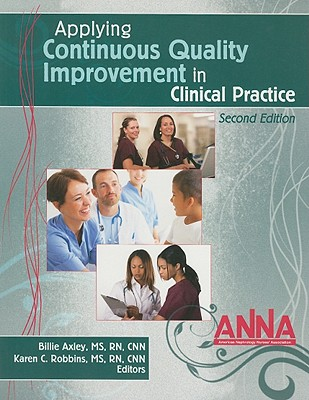 Image for Applying Continuous Quality Improvement in Clinical Practice