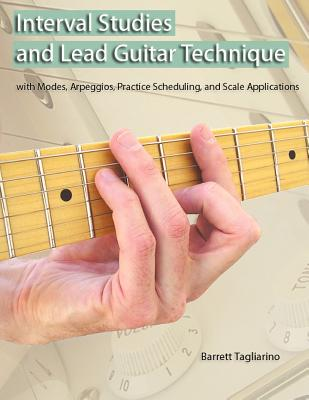 Image for Interval Studies and Lead Guitar Technique