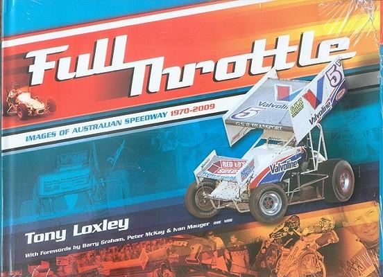 Full Throttle, Tony Loxley (Author)