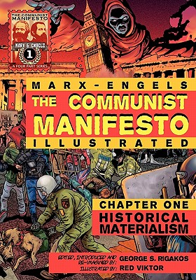 Image for The Communist Manifesto (Illustrated) - Chapter One: Historical Materialism