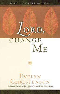Image for Lord, Change Me