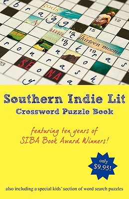 SOUTHERN INDIE LIT CROSSWORD PUZZLE BOOK, WRIGHT, REEDEN