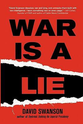 War Is a Lie, David Swanson