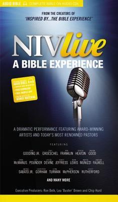 Image for NIV Live Audio Bible