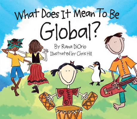 Image for What Does It Mean to Be Global?