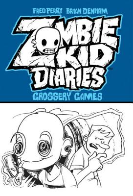 Image for Zombie Kid Diaries Volume 2: Grossery Games