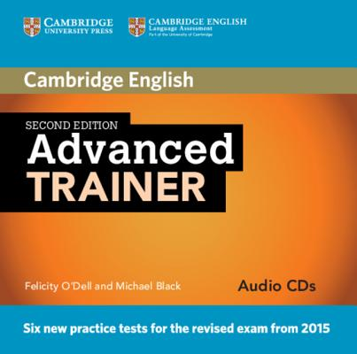 Image for Advanced Trainer Audio CDs (3)