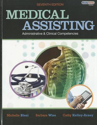 Image for Medical Assisting: Administrative and Clinical Competencies