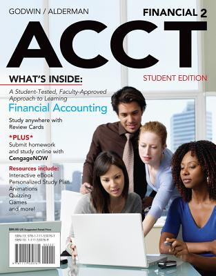 Image for Financial ACCT2 (with CengageNOW, 1 term Printed Access Card)