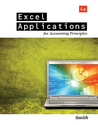 Image for Excel Applications for Accounting Principles